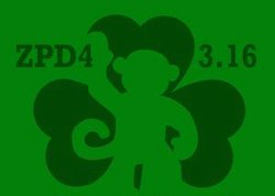 Promotional graphic for 4th Annual Zane Patrick's Day at McFadden's.