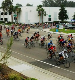 Promotional photo for the 4th of July Scripps Ranch 50 Mile Bike Ride. Courtesy of Scripps Ranch Old Pros.