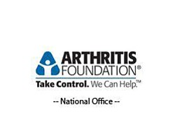 Graphic logo for the Arthritis Foundation of San Diego.