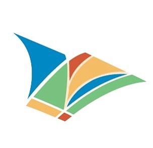 Graphic logo for the Carlsbad City Library.