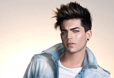 Image of Adam Lambert who will be performing at the 2013 San Diego County Fair on July 2nd, 2013, courtesy of the Del Mar Fairgrounds.