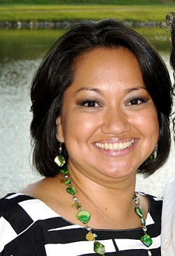 Image of Alejandra Ceja-Aguilar from the Southern Caregiver Resource Network.