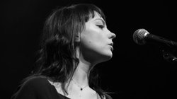Image of Angel Olsen, who will be performing at the Casbah on April 9th, 2013.