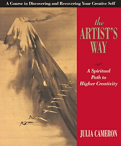 "Cover for the book, ""The Artist's Way"" by Julia Cameron."