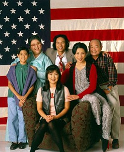 Promotional image of the Asian Pacific American Coalition, San Diego.