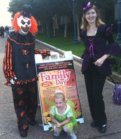 Promotional photo the 2012 Halloween Family Day At Balboa Park 2013 on October 26, 2013. Courtesy of Balboa Park.