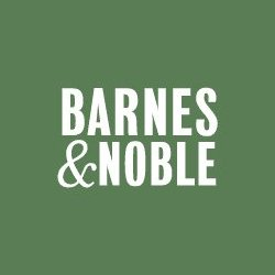 Graphic logo for Barnes & Noble.