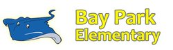 Graphic logo for Bay Park Elementary.