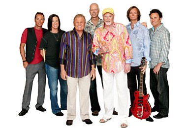 Image of The Beach Boys, who will be performing at the San Diego County Fair on June 8th, 2013.