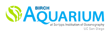 Image of the Birch Aquarium logo.
