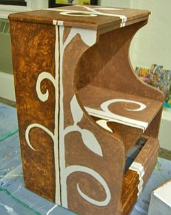 Promotional image of Painted Furniture at Bravo School of...