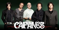 Image of Caifanes, who will be performing at the 2013 San Diego County Fair on June 18th, 2013.