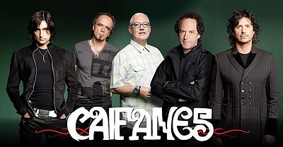 Image of Caifanes, who will be performing at the 2013 San...