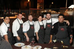 Image from a previous Annual Chef Showdown. Courtesy of Center for Community Solutions.