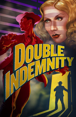 an analysis of the film adaptation of double indemnity by james m cain