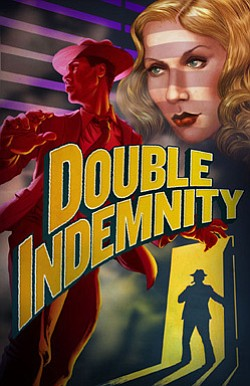 "The San Diego premiere of ""Double Indemnity,"" by James M. Cain, adapted for the stage by David Pichette and R. Hamilton Wright, runs at The Old Globe July 26 - Aug. 25, 2013. Photo courtesy of The Old Globe."