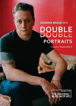 """Promotional image of San Diego Museum of Art's """"Double Portraits"""" displayed August 1 through September 08, 2013. Courtesy image of San Diego Museum of Art."""