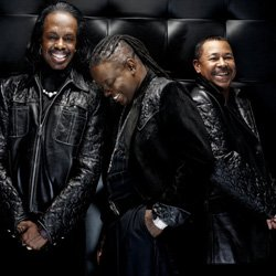 Image of Earth, Wind & Fire performing at the San Diego Civic Center on Friday, September 6, 2013.