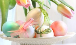 Promotional graphic for the Easter Champagne Brunch at the Westgate Hotel on March 31st, 2013. Courtesy of the Westgate Hotel.