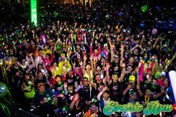 Promotional image for Electric Run coming to San Diego on November 9, 2013. Courtesy image of Electric Run.