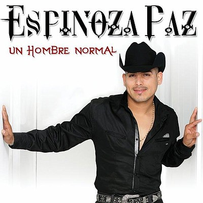 Image of Espinoza Paz, who will be performing at the San Diego County Fair on June 9th, 2013.