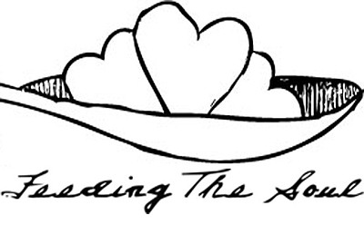 Graphic logo for Feeding the Soul Foundation