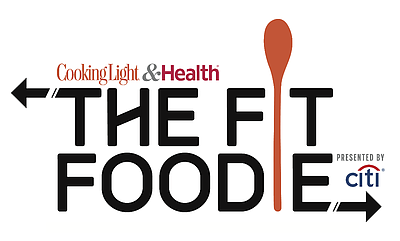 Promotional graphic for the The Fit Foodie 5K Race Series on November 23rd, 2013.