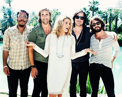 Image of Grace Potter and the Nocturnals.