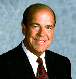 Image of George Chamberlin, the financial expert who will speak at Health & Money Matters.