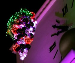 Promotional photo for the New Year's Eve Grape Drop in Temecula. Courtesy of Temecula Events.