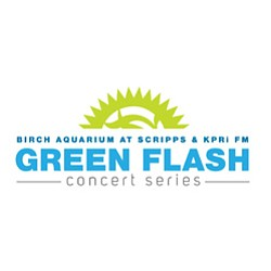 Image of the Green Flash Concert Series Logo. Courtesy of...