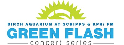 Promotional graphic for the Green Flash Concert Series.