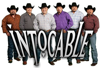 Image of Grupo Intocable, who will be performing at The S...