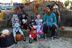 Promotional photo for Halloween Bash on the Bay on October 26, 2013. Courtesy photo of Seaport Village, San Diego.