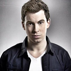 Image of Hardwell performing at Hard Rock Hotel's Intervention on August 11, 2013.