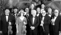 Image of the Heliotrope Ragtime Orchestra.