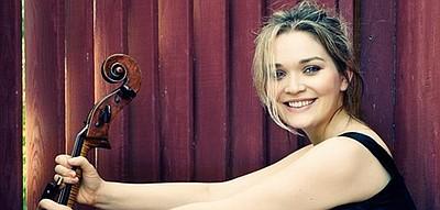 Image of Sæunn Thorsteinsdóttir, who will be performing the Cello at the Intimate Classics presented by the California Center for the Arts: Escondido.