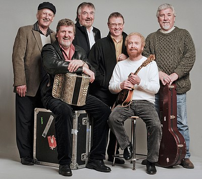 Promotional photo of the Irish Rovers. Courtesy of American Public Television
