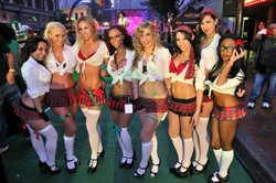 Photo from a previous Irish 4 A Day St. Paddy's Eve Party Hop. Courtesy of Club VIP