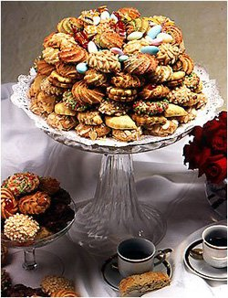 Promotional image of Italian Holiday Cookies From Scratch at Alchemy of the Hearth. Courtesy image of Alchemy of the Hearth.