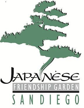 Graphic logo of the Japanese Friendship Garden.