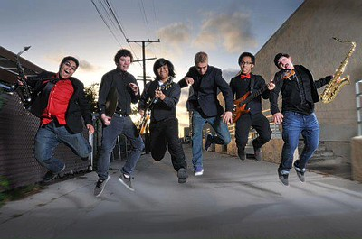 Image of Jazz Avenue, who will be performing at the Upsta...