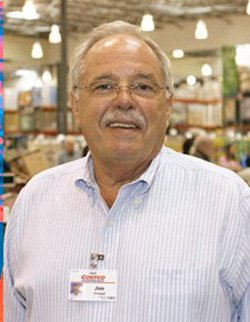 Image of Jim Sinegal, former Costco CEO.