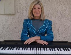 Image of Joan Kurland who will be performing at College Avenue Center on June 21, 2013.
