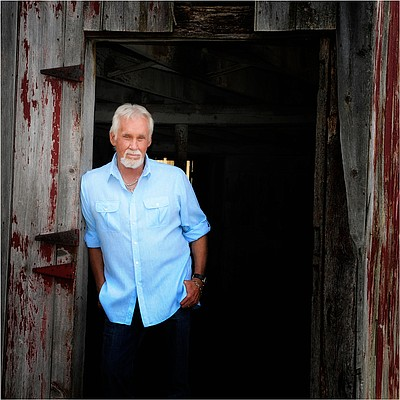 Image of Kenny Rogers, who will be performing at The Belly Up Tavern on March 20th, 2013.