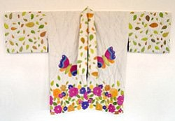 Promotional image of Bravo School of Art's Kimono: Southern California Style workshop. Courtesy image of Bravo School of Art.