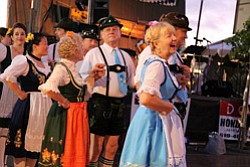 Promotional photo of La Mesa Oktoberfest on October