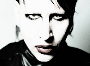 Photo of Marilyn Manson, who will be performing at the House of Blues San Diego.