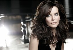 Image of Martina McBride who will be performing at The Del Mar Fair on June 20th, 2013, courtesy of the Del Mar Fairgrounds.