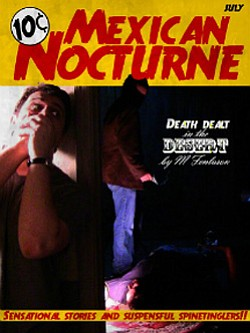 "Promotional image for the performance of ""Mexican Nocturne"" at the 10th Avenue Theatre. Courtesy of the San Diego Fringe Festival."